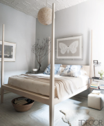 Bedroom Contemporary by a homeowner Harriet Maxwell Macdonad