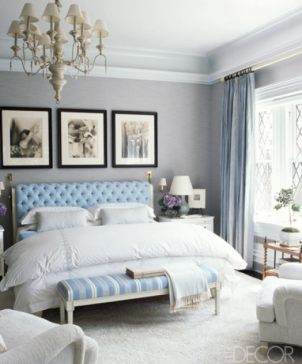 bedrooms Tradtional by Steven Gambrel