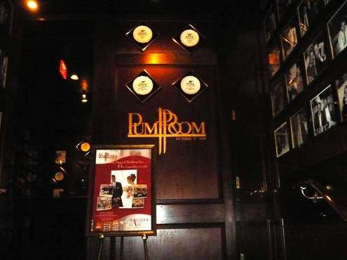 The Pump room 5
