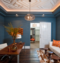 Tiffany Brooks Decorative Ceiling Molding