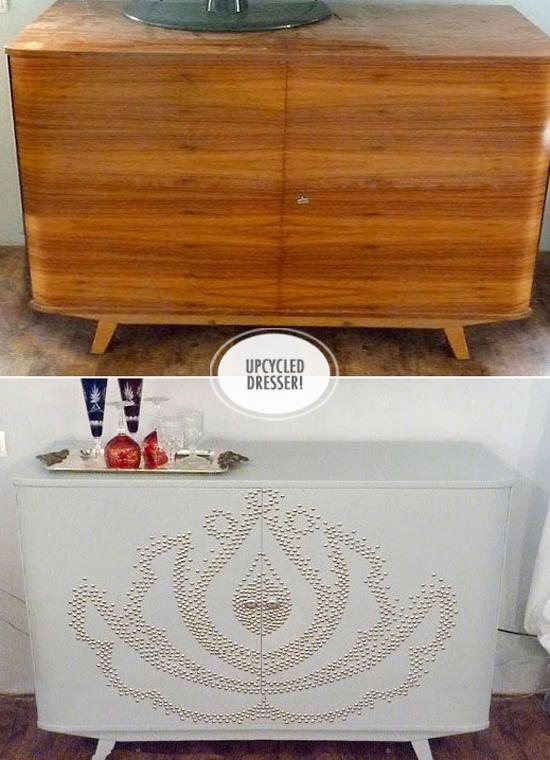 Upcycled-Dresser
