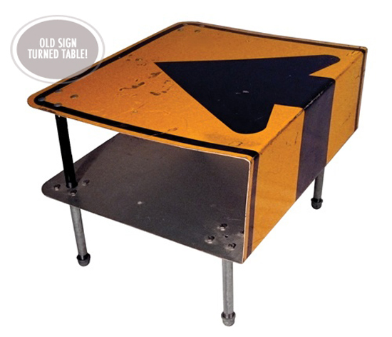 upcycled-furniture-old-sign-turned-side-table