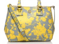 elle-32-tory-burch-yellow-gray-floral-print-robinson-double-zip-tote-xln-lgn-200x150