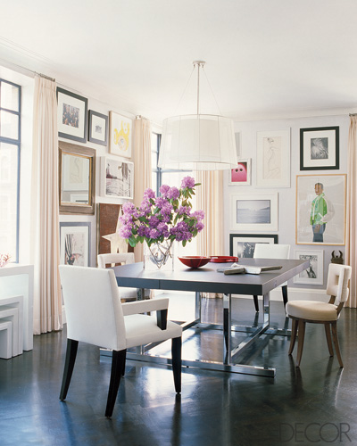by: Richard Mishaan via Elle Decor