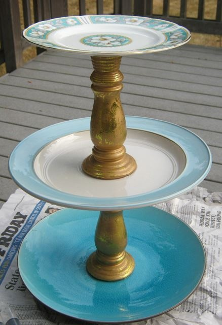 What to do with old plates