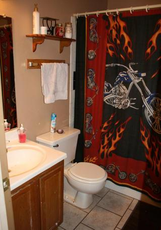 bad shower curtains