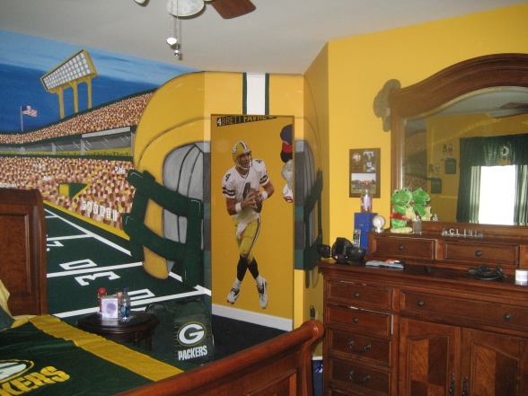 Packers rooms
