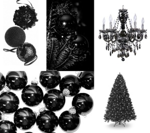 Black Luxe Christmas