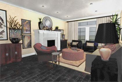 Rendering by Tiffany Brooks