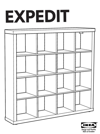 IKEA Discontinues Expedit Bookshelves - Home Furniture