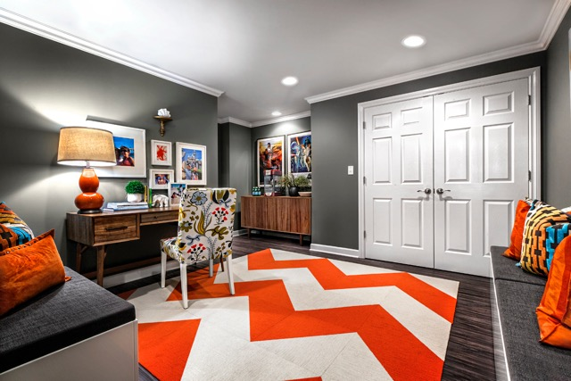Basement Remodel by Tiffany Brooks 8