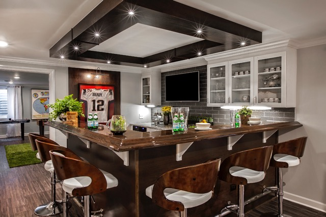 Basement Remodel by Tiffany Brooks 5