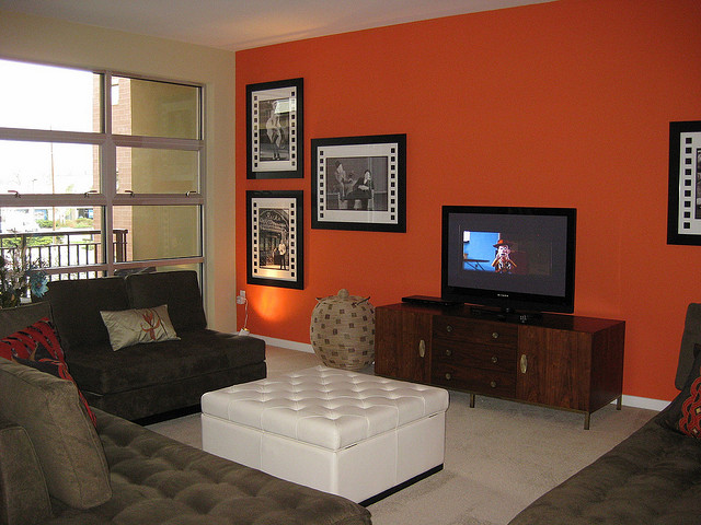 orange-accent-wall
