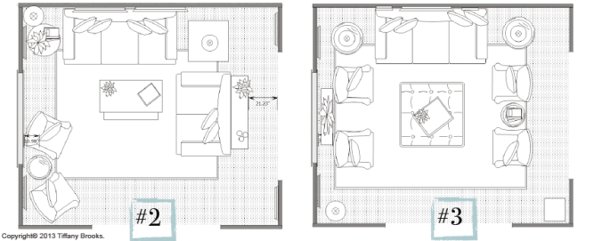 competed floor plan 2 and 3
