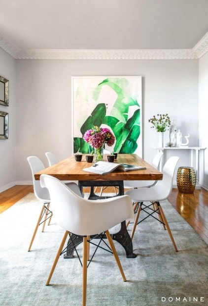 from yaydecor 5 Easy and Inexpensive Ways To Add Color Without Painting 2